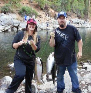 Almanor lake fishing in california for Trout fishing southern california