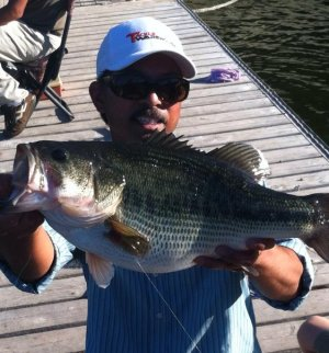 lopez lake fishing in california