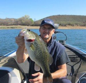 Skinner reservior fishing in california for Lake skinner fishing