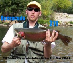 Kern River - Lower - Fishing in California